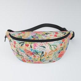 Flower Joy Fanny Pack