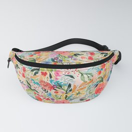 Flower Joy Fanny Pack