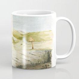 Mushland - Watercolors Coffee Mug