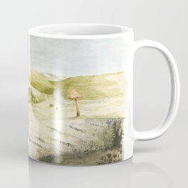 Mushland - Watercolors Coffee Mug