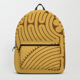 Chartres Labyrinth Backpack