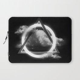 Sacred Geometry - Trinity  06 Laptop Sleeve