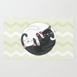 Cat Philosophy Rug