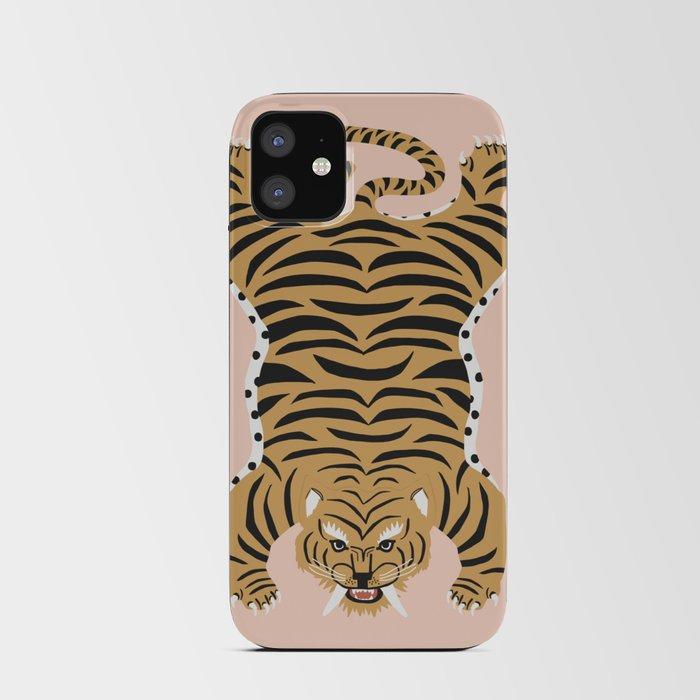Fierce | Peachy Pink iPhone Card Case