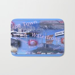Greetings from Cape Town Bath Mat
