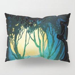 Dance By The Light Of The Full Moon Pillow Sham