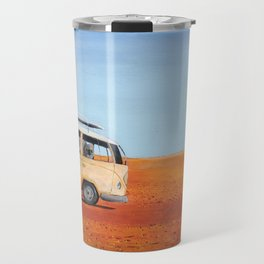 Going to the Beach Travel Mug