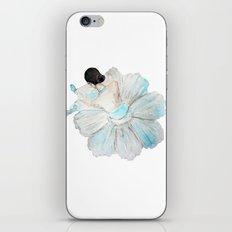 Lady Ballet iPhone & iPod Skin