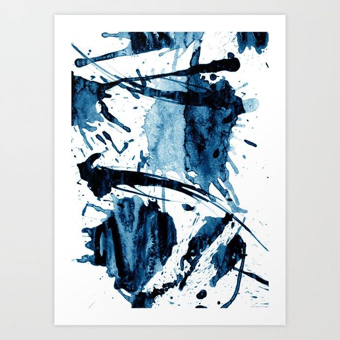 """""""Mermaid Blood"""" Art Print"""