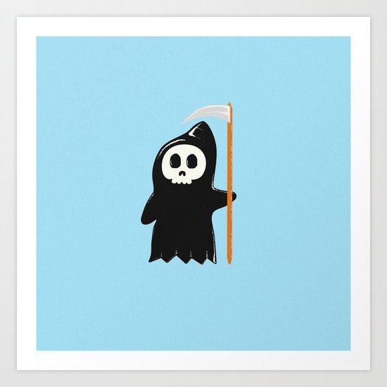 O Death Art Print