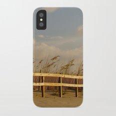 sandy beach Slim Case iPhone X