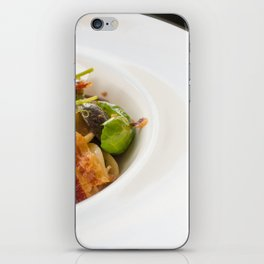 The Art of Food Bacon Sideways iPhone Skin
