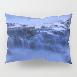 Blue seaside Pillow Sham