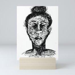No.5 Mini Art Print