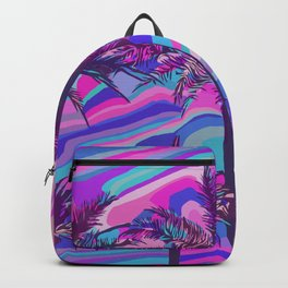 Palm Tree Extacy Backpack