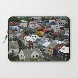 Reykjavik, Sweet. Laptop Sleeve