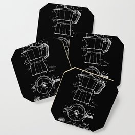 Cafetera Xrays Part 2 Coaster
