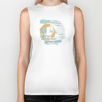 vampire weekend Biker Tanks featuring Weekend by Last Call