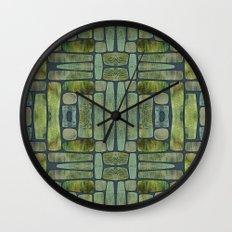 Greenstone Wall Clock