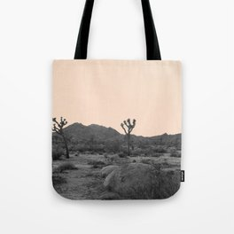 Joshua Tree in Nude Tote Bag