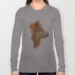 Wolf Flare Long Sleeve T-shirt