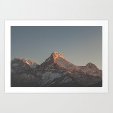 Nepal XV Art Print