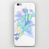 heymonster iPhone & iPod Skins featuring Jazzercise by heymonster