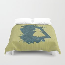 Drink me! Duvet Cover