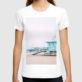 Santa Monica Pier Lifeguard T-shirt