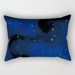 Dark Nigth Rectangular Pillow