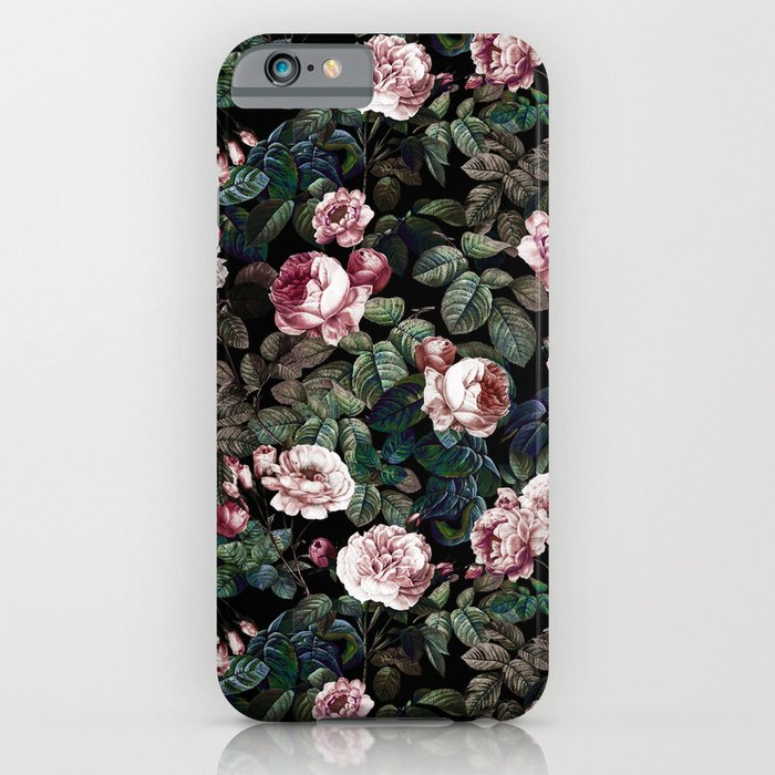 night forest xx iphone case