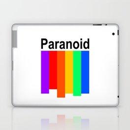 Paranoid Laptop & iPad Skin