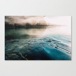 Vortices of Deception Pass State Park, WA Pacific Northwest Canvas Print
