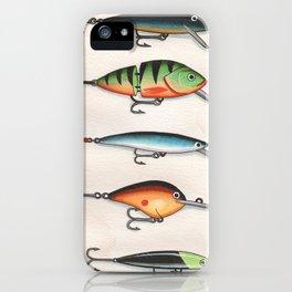 lures iPhone Case