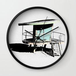 SouthBeach Stand 2 Wall Clock