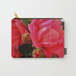 Pink Roses WC 2 Carry-All Pouch