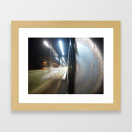 Infinity Hour 3 - Jean-Louis Moray Framed Art Print