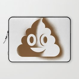 A Room with a Poop Laptop Sleeve