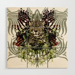 Tropical Dream Nature Wood Wall Art