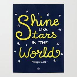 Shine Like Stars Poster