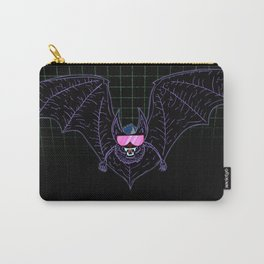 Neon Bat Carry-All Pouch