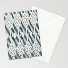 West End - Linen Stationery Cards