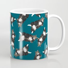 Meatball Pattern Coffee Mug