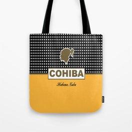 Cohiba Habana Cuba Cigar Tote Bag