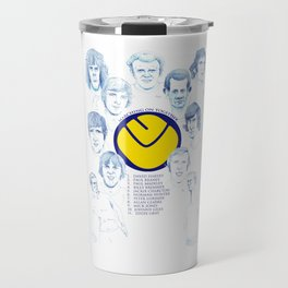 LEEDS UNITED 1972 Travel Mug