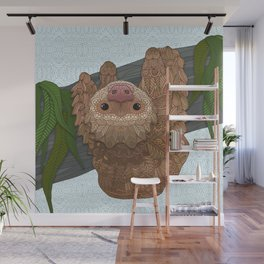 Hang in there buddy Wall Mural