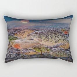 Migration of the Crankbaits Rectangular Pillow
