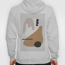 abstract minimal 17 Hoody