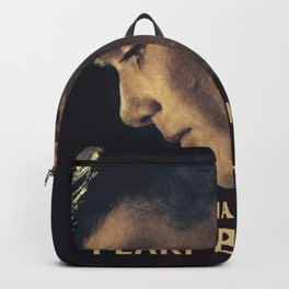 Peaky Blinders, Cillian Murphy, Thomas Shelby, BBC Tv series, gangster family Backpack