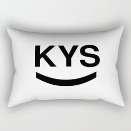 KYS SMILE Rectangular Pillow